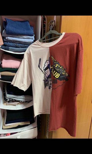 🚚 uzzlang tshirt