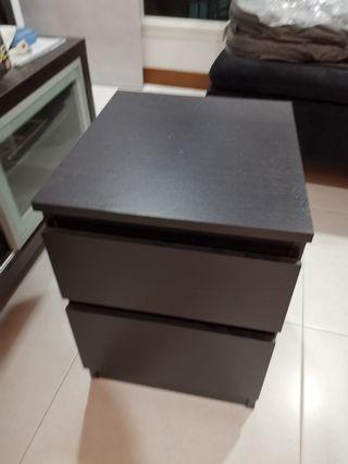 [YOUR PRICE!] Ikea Malm Chest of 2 Drawers