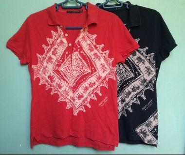 RL collared shirts