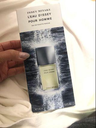 ISSEY MIYAKE L'EAU D'ISSEY POUR HOMME (100ml)