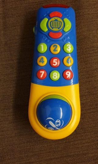 🚚 Toy remote controller