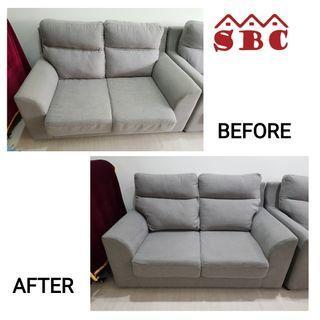 Sofa, mattress, carpets, chair cleaning service