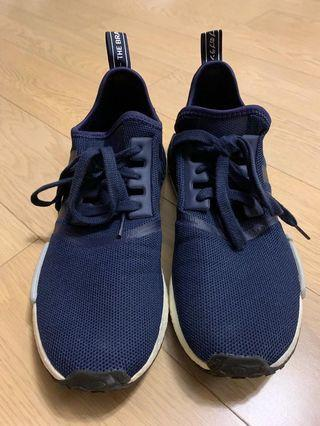 NMD R1 Navy (75% New)