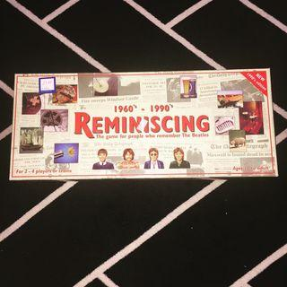 Reminiscing The Beatles Board Game