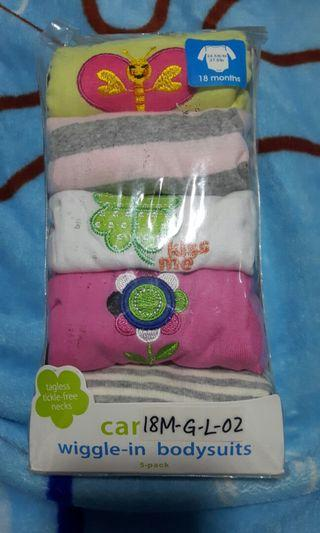 Brand new long sleeves rompers(18mth)