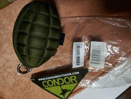 🇺🇸 Conder Grenade 鎖匙包
