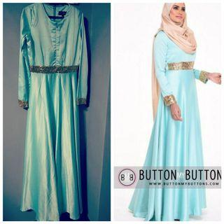 Long Dress by ButtonmyButtons