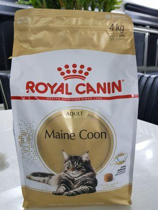 💣😻IN STOCK😻FREE DELIVERY💣Royal Canin/RC Adult Maincoon 4kg 💣