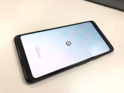 Google Pixel 2 XL 64G Black 黑色