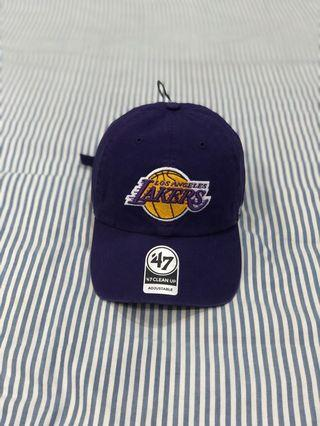 Los Angeles Lakers NBA Clean up Hat