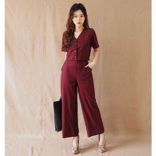 Vierell set + pants