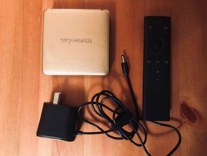 智能高清播放器 網絡電視 skyworth 盒子