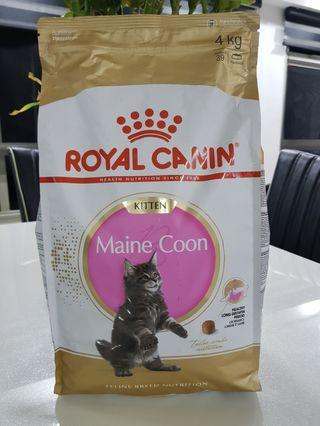 🔶🙀IN STOCK🙀FREE DELIVERY🔶Royal Canin/RC Kitten Maincoon 4kg🔶