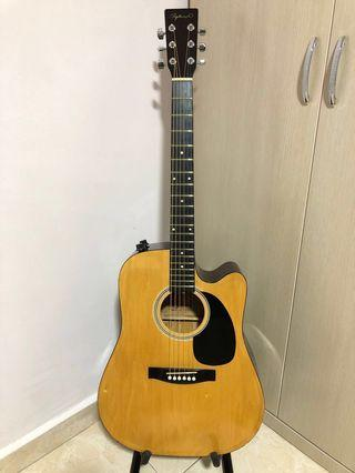 Craftsman Electro-Acoustic Guitar