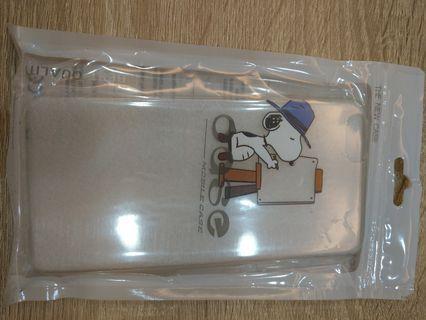🚚 IPhone 6plus 6s plus 保護殼 清水殼 史努比 透明殼 非空壓殼