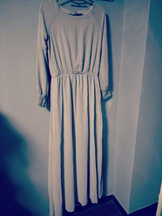 Long Dress By Sufyaa