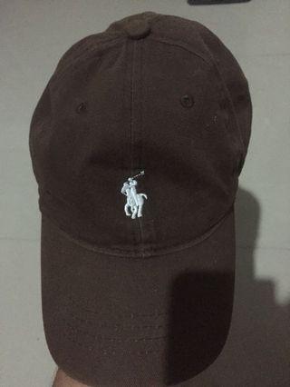 Polo Cap & Black Cap