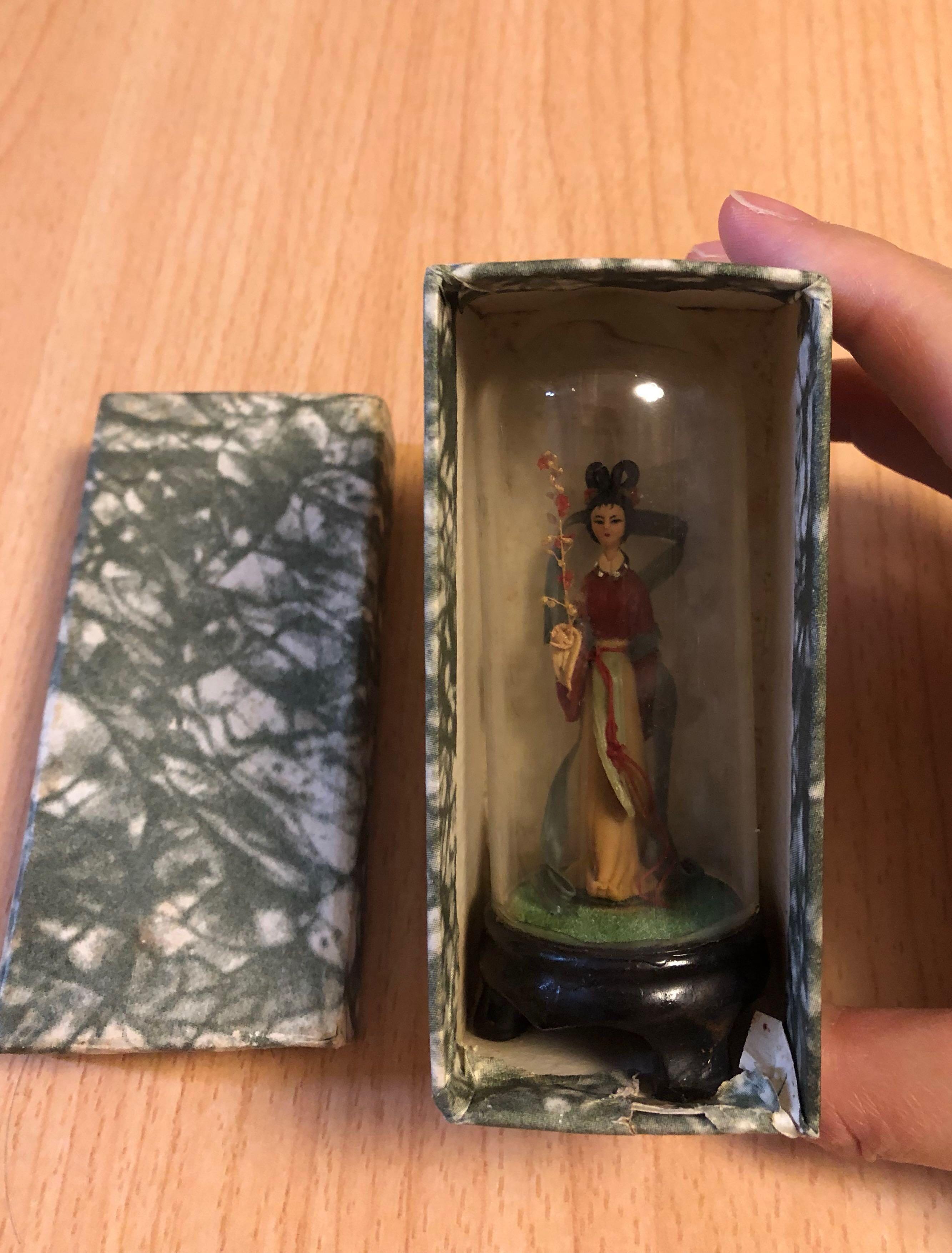中國傳統工藝品-仙女散花