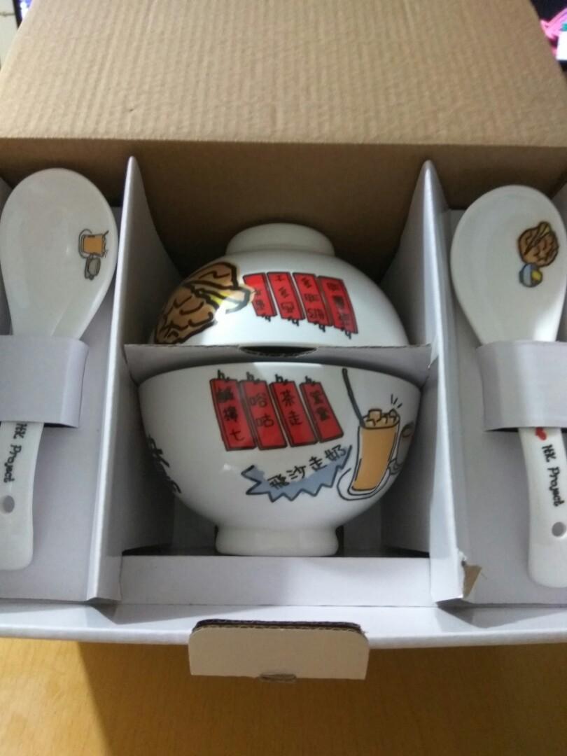 碗筷套裝&陶瓷杯