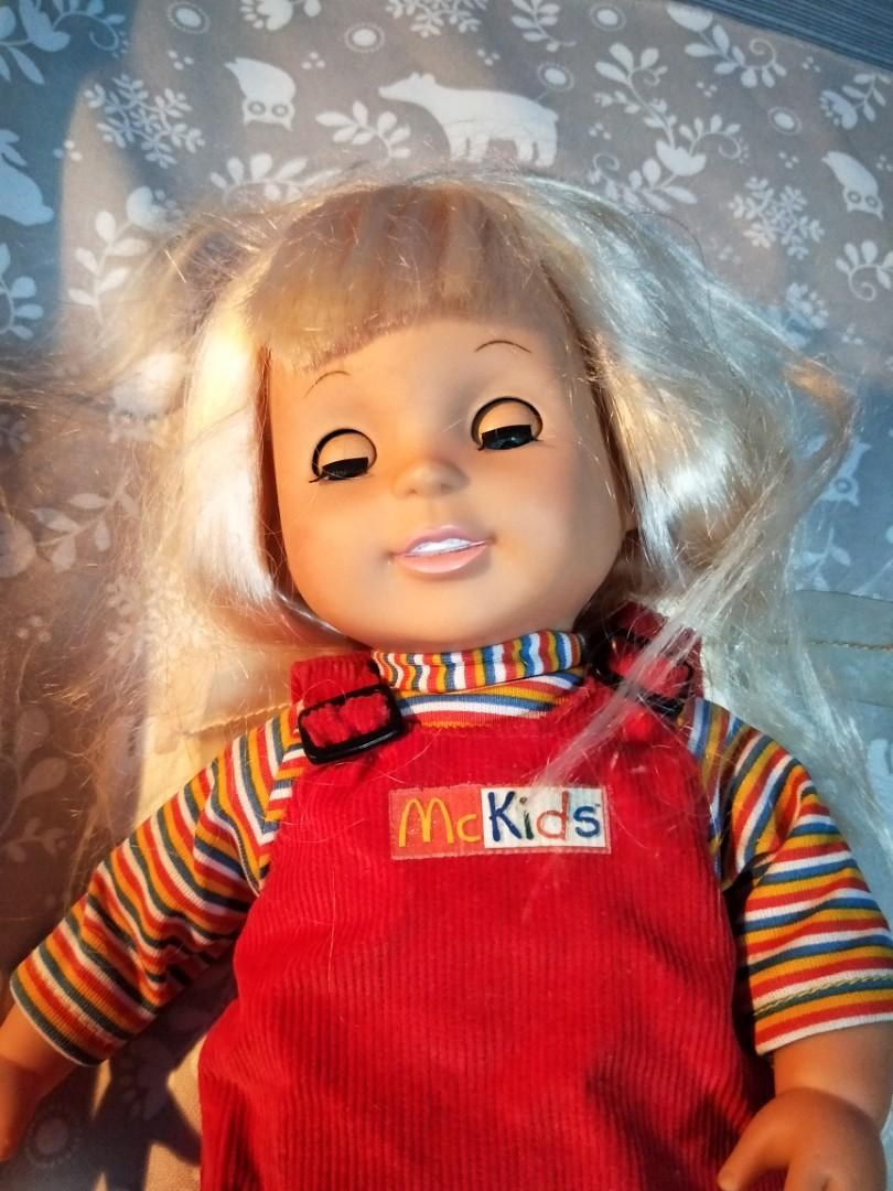 麥當勞娃娃?