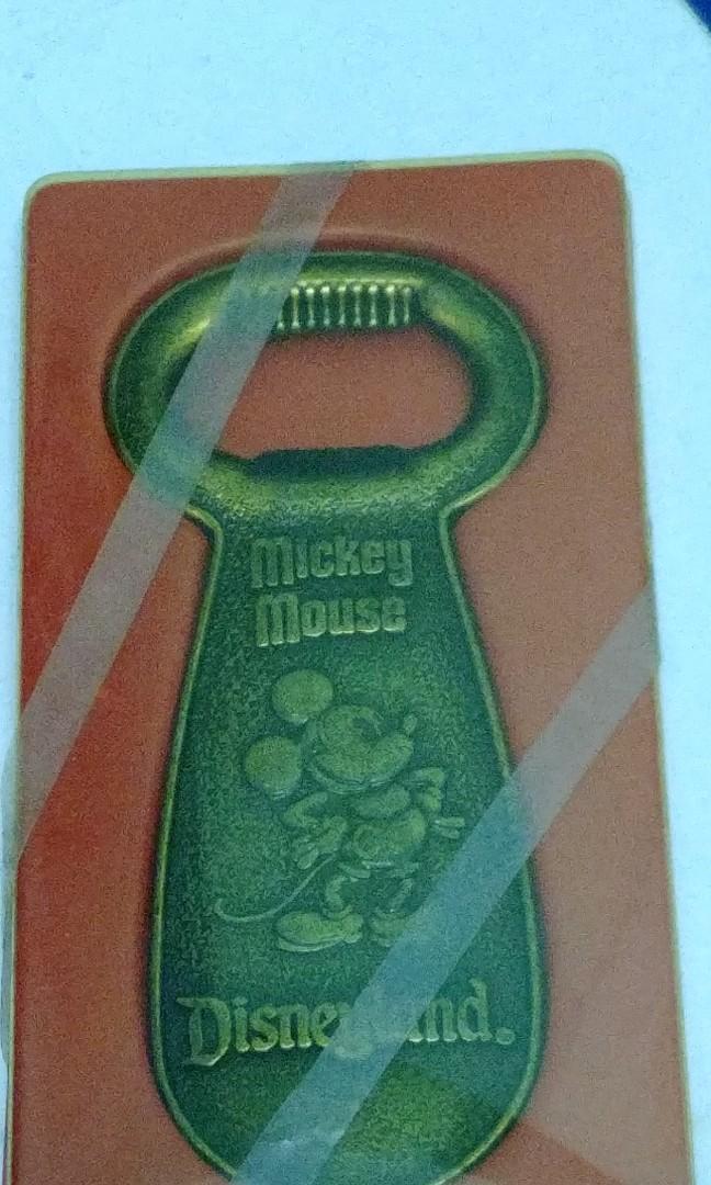 古典#經典金屬米奇老鼠開瓶器 #迪士尼藏品