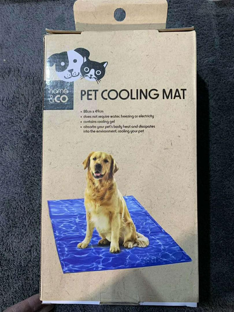 ❄️ 夏日寵物降溫冰墊COOLING MAT貓狗適用❄️