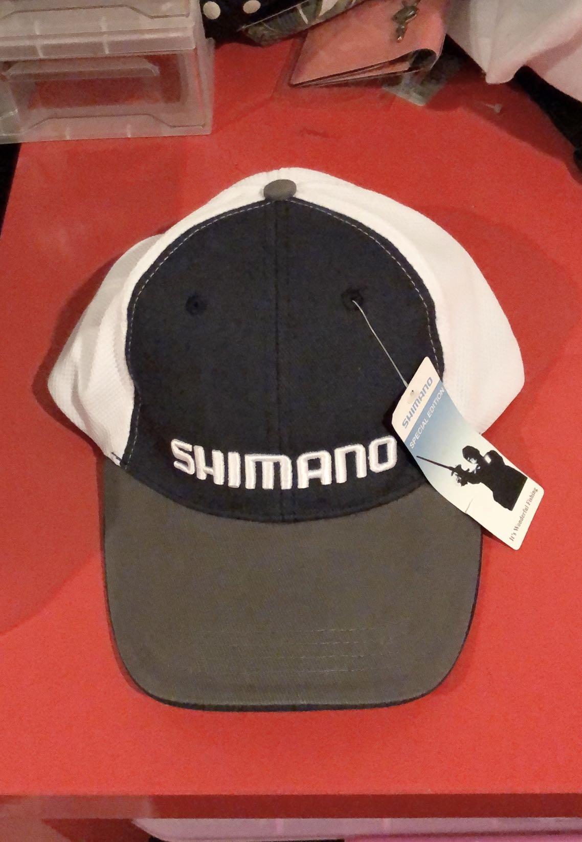 2bbd83a3a ✨ Shimano Fishing Cap (#Endgameyourexcess)✨, Men's Fashion ...
