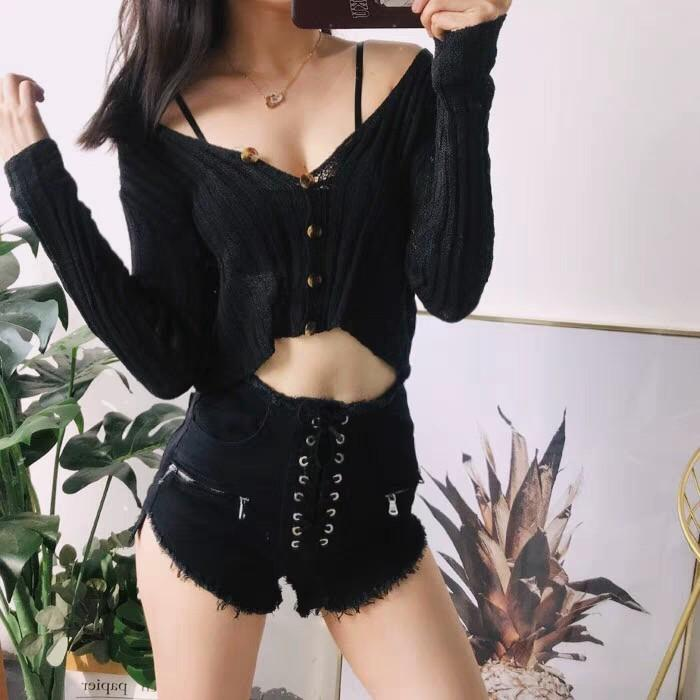 ABBY KNITTED TOP