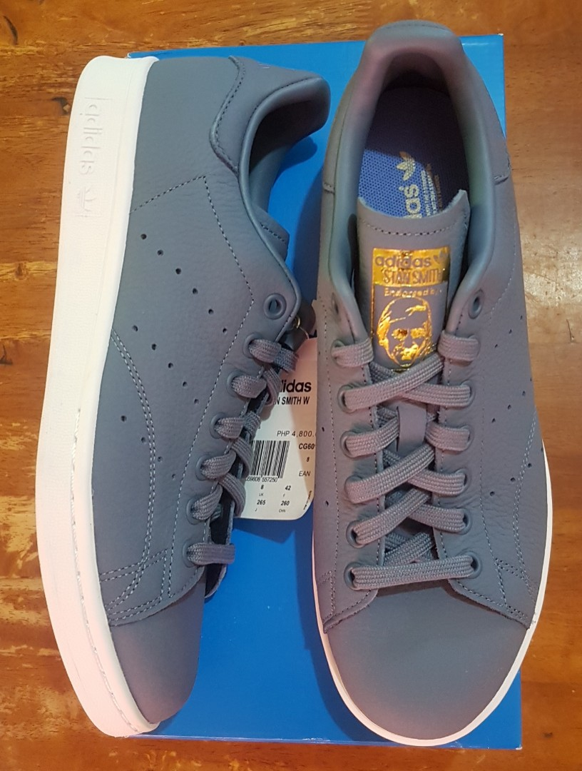 best service d2db8 5a06a Adidas Stan Smith size 9.5 US for women or 8.5 US for men ...