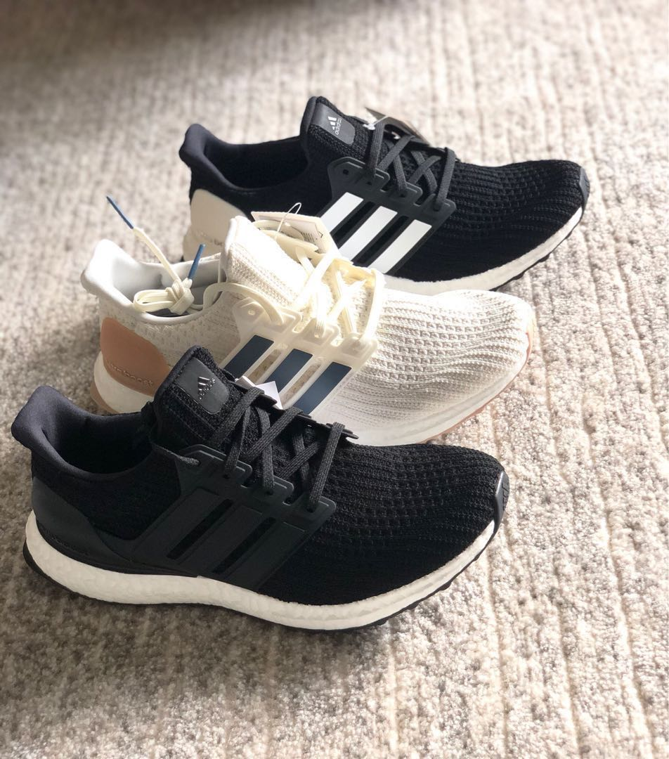e693a3a4 Adidas Ultraboost 4.0, Men's Fashion, Footwear, Sneakers on Carousell