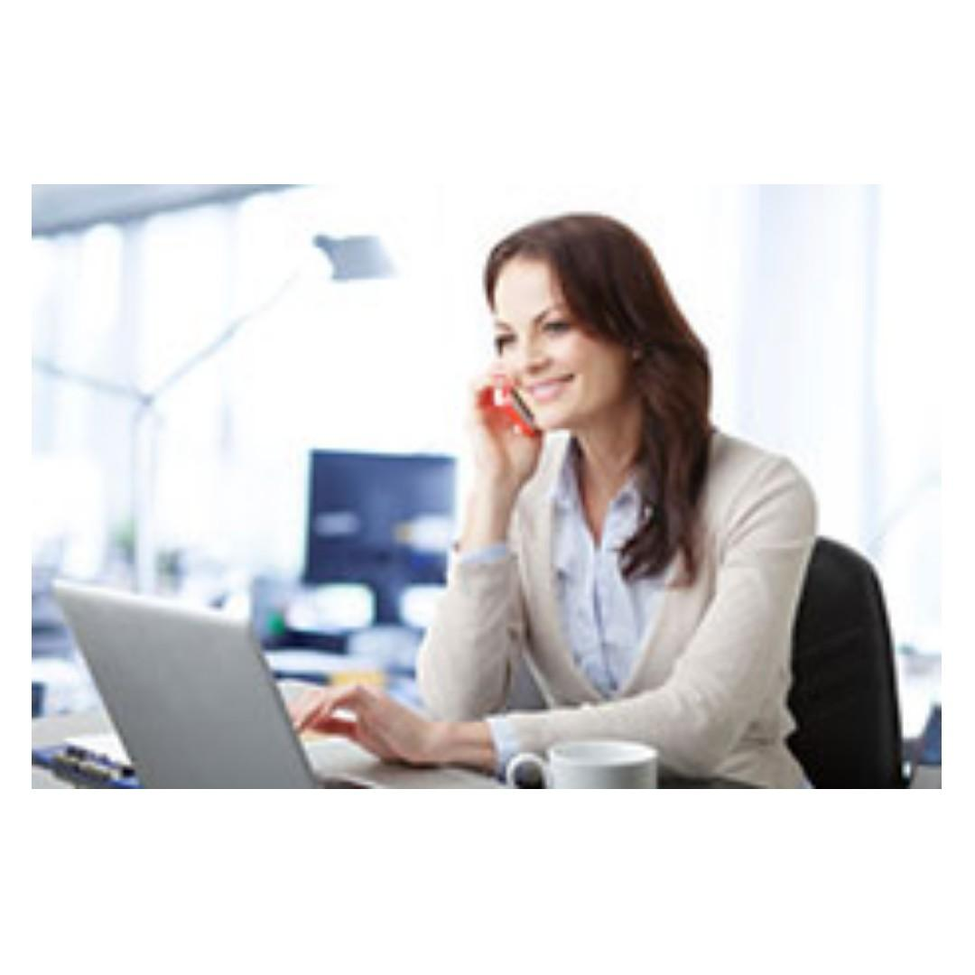 Admin Assistant (Backend)