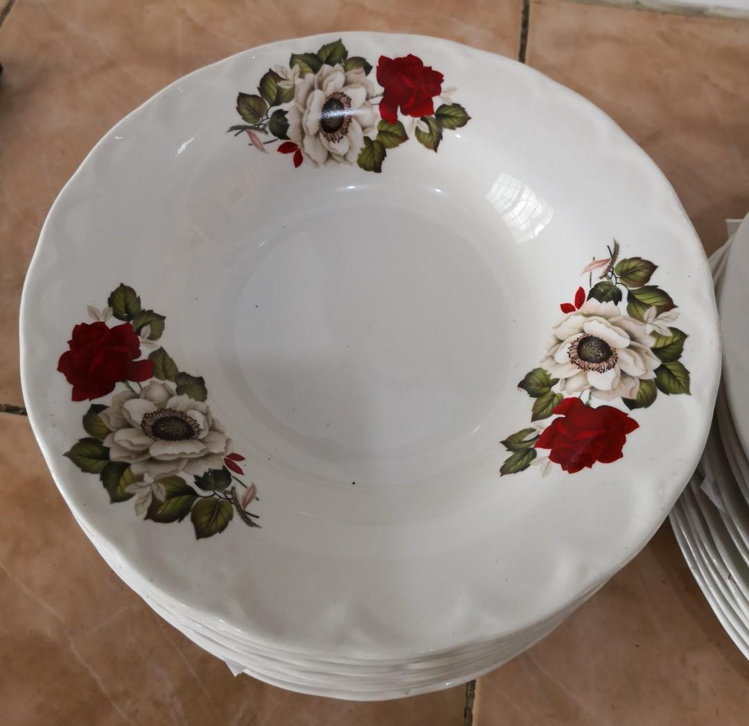 antique oriental ceramics plate 21