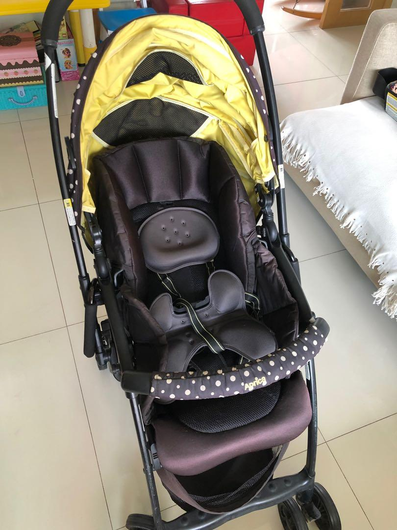 Aprica Karoon Plus Stroller
