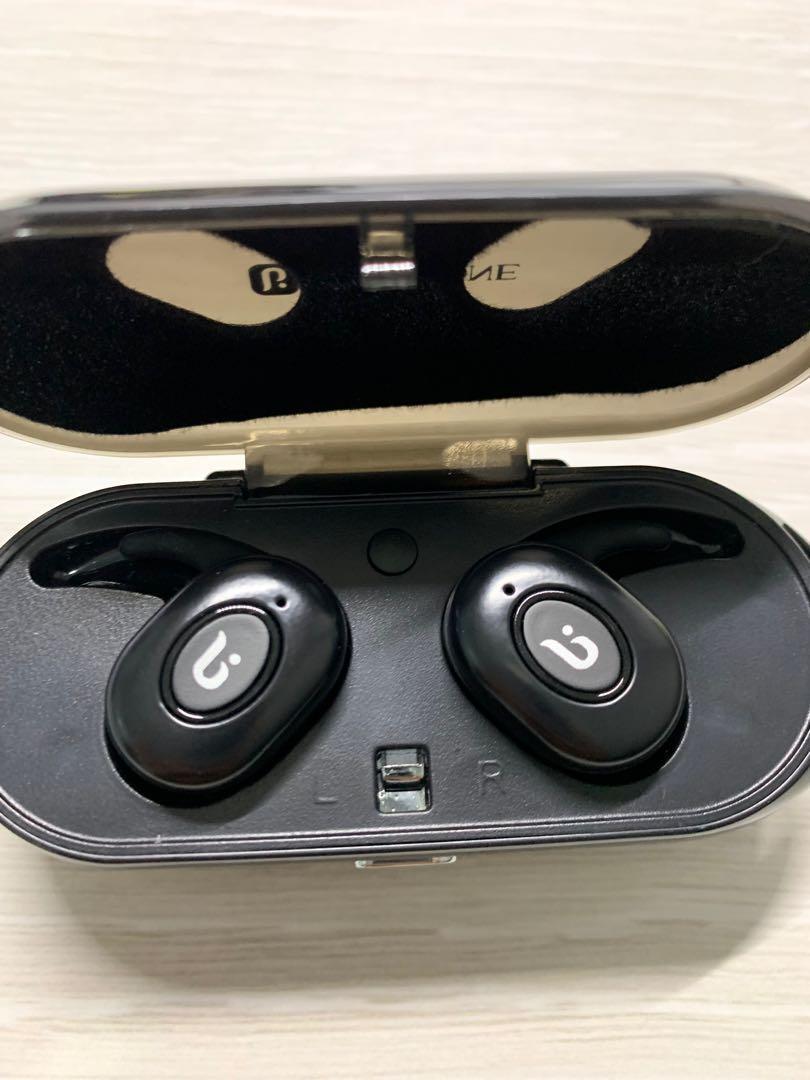 Borofone wireless earpiece