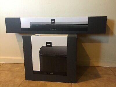 Bose 700 [Atlas Set] bar+ subwoofer open box set