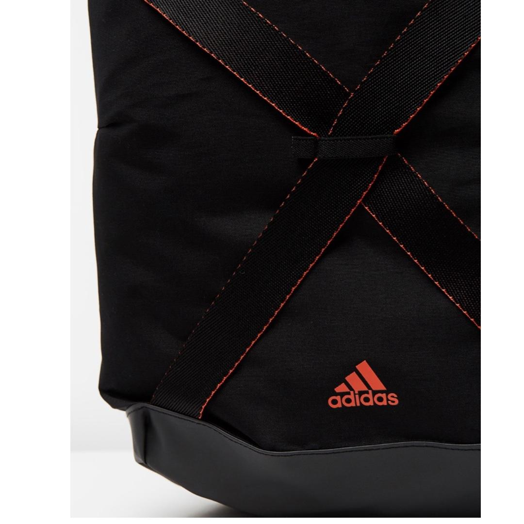 Brand New Adidas Performance Backpack in Black & Raw Amber