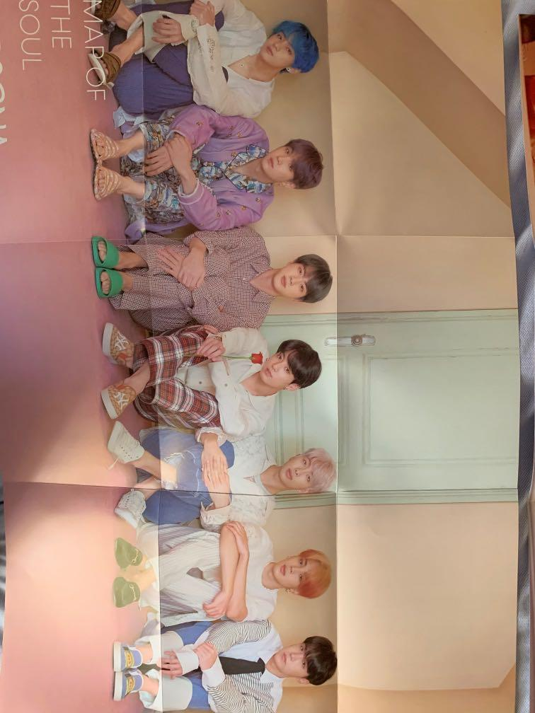 BTS posters