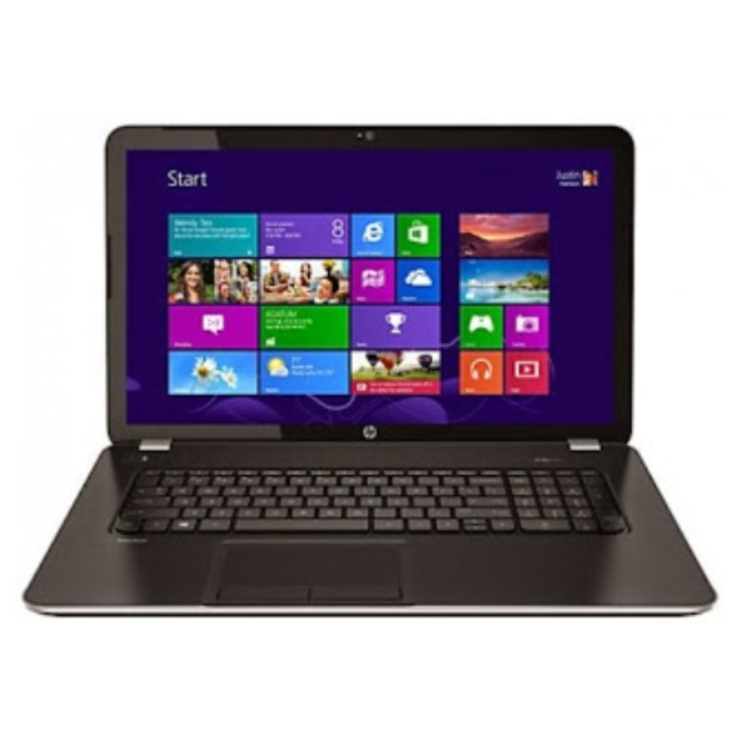 (Certified Refurbished) HP Pavilion G7 Intel Xenon 7th Gen Traditional  Laptop