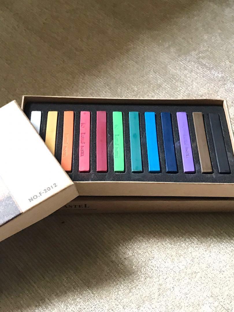 Color Pastel Chalks