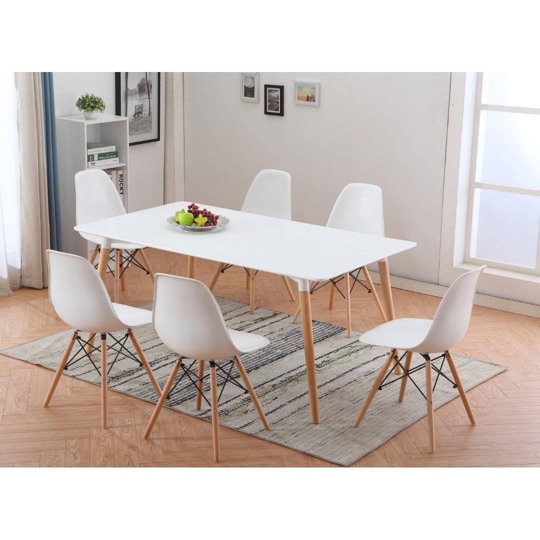 Dining Table Replica Eames Furniture