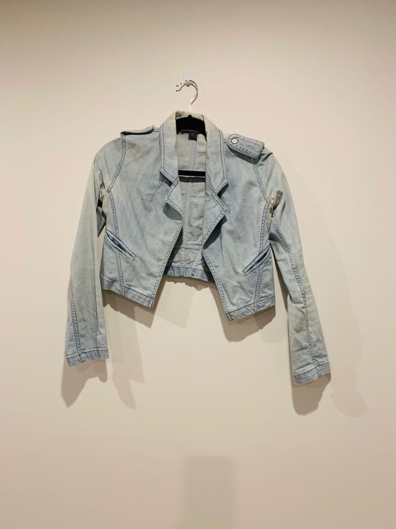 Forever New denim jacket