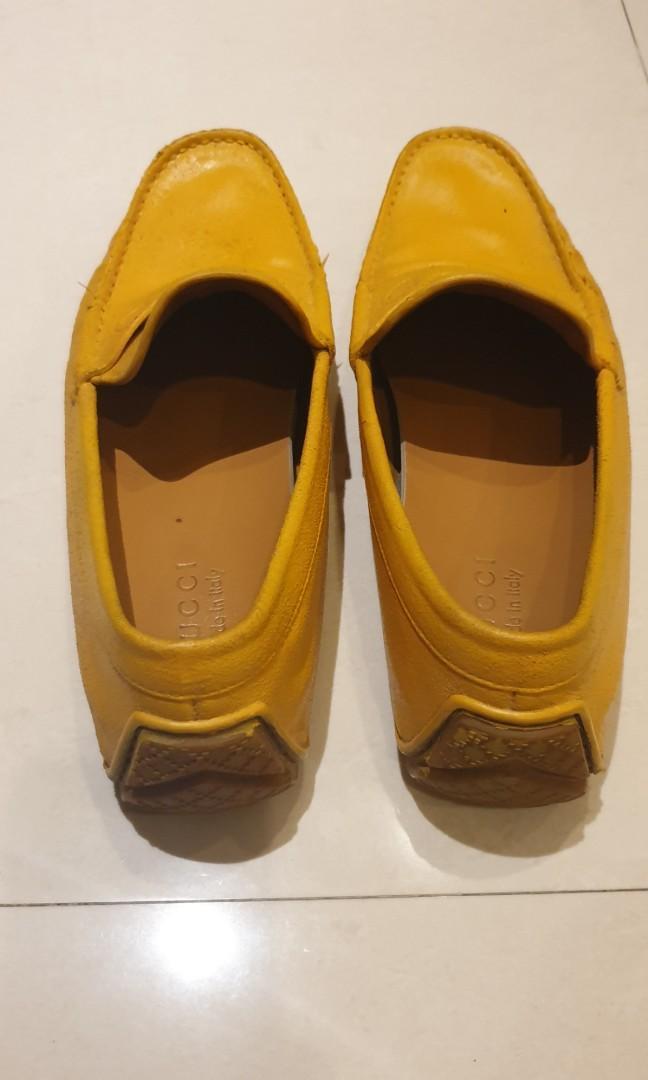 Gucci Art Decco Shoes