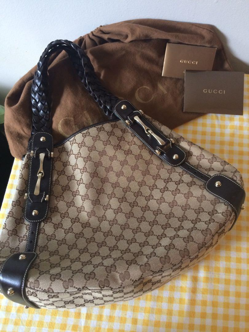 GUCCI PELHAM BAG