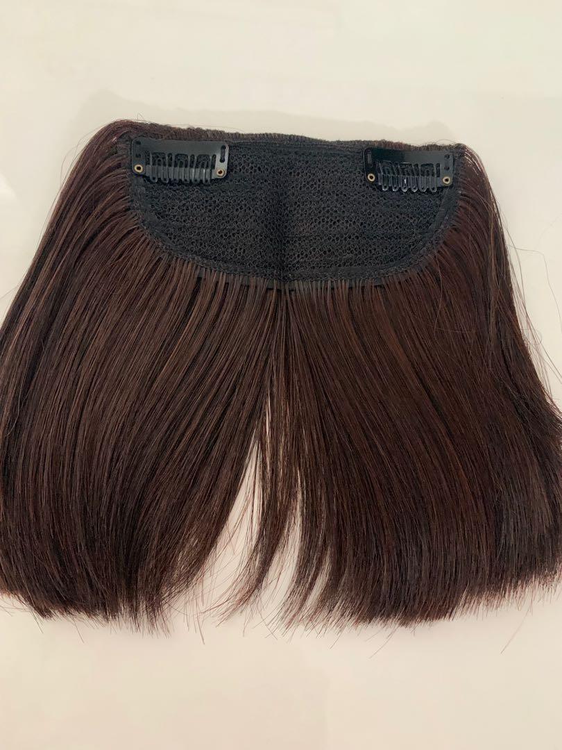 Hairclip Poni Dark Brown
