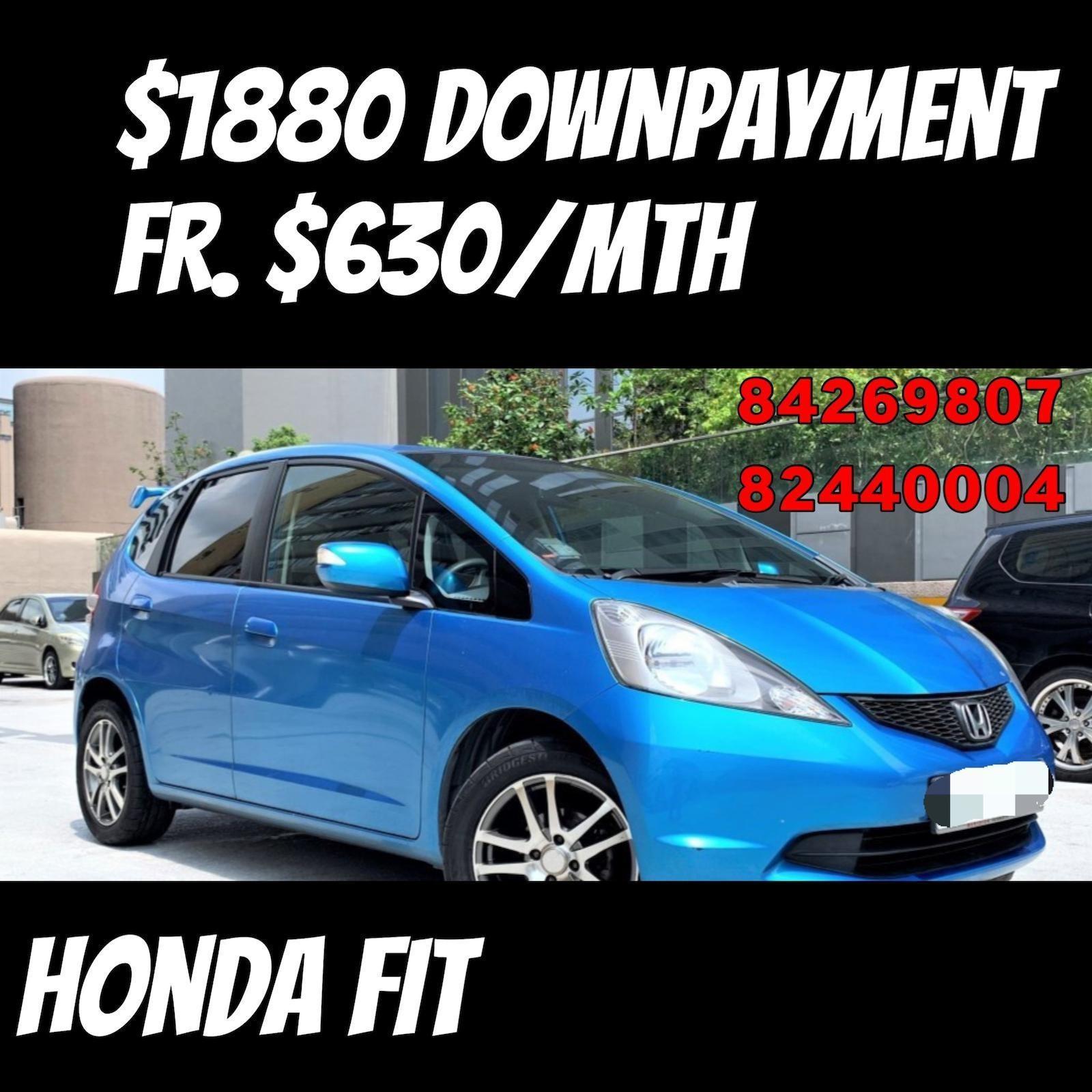 Honda HONDA FIT