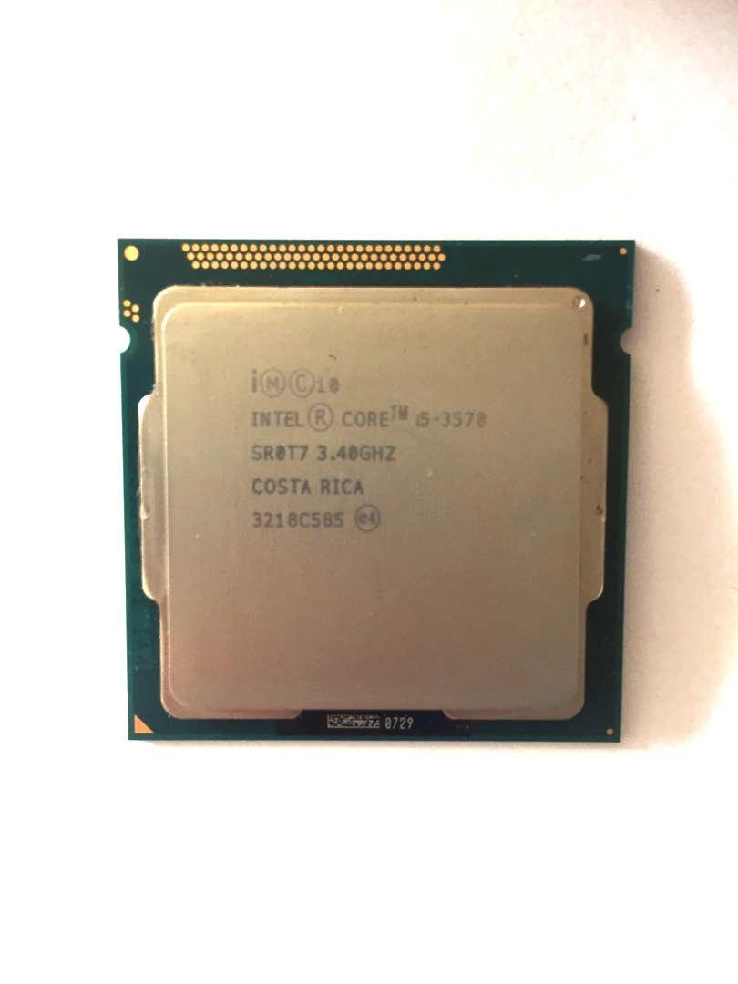 i5-3570 CPU