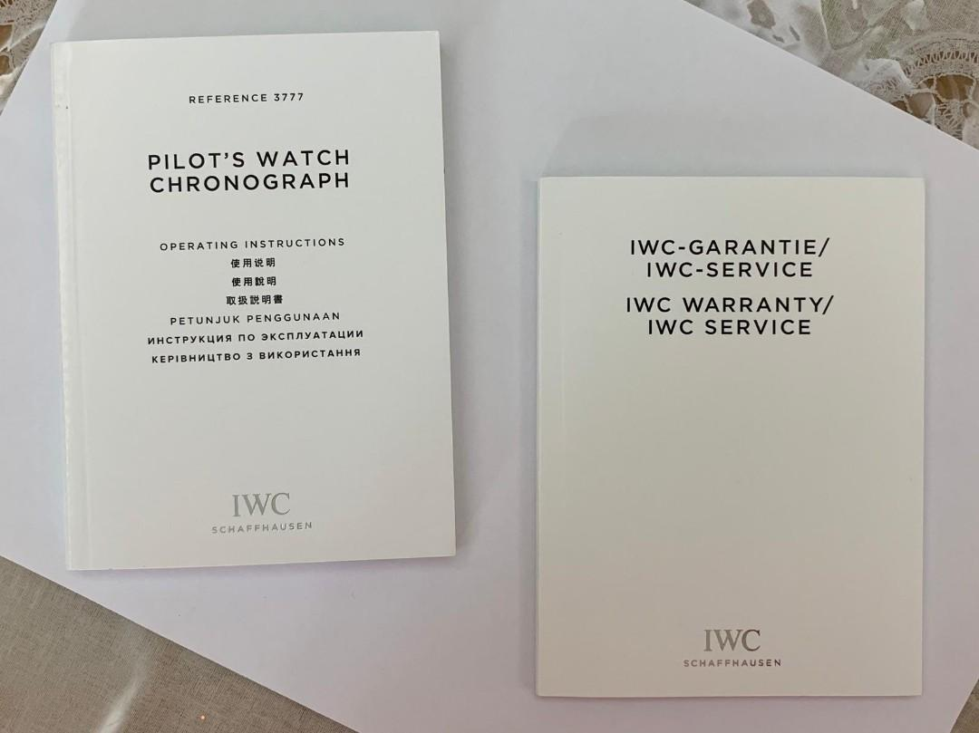 IWC Little prince Limited edition