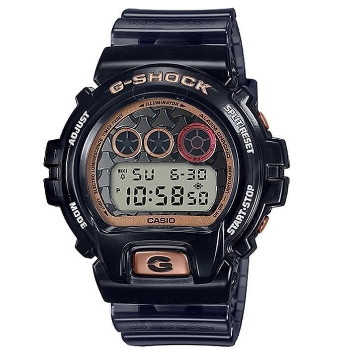 Jam Tangan Pria Casio G-SHOCK DW-6900SLG-1DR Seven Lucky Gods Original