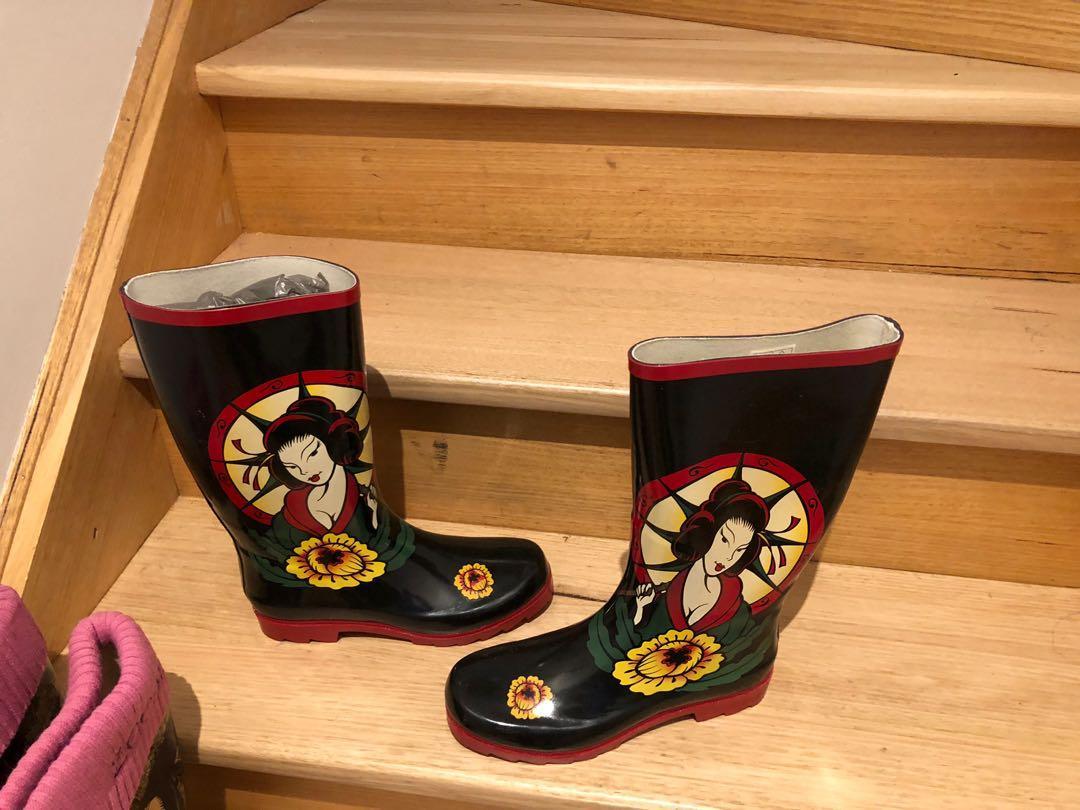 Japanese Designed Gum Boots