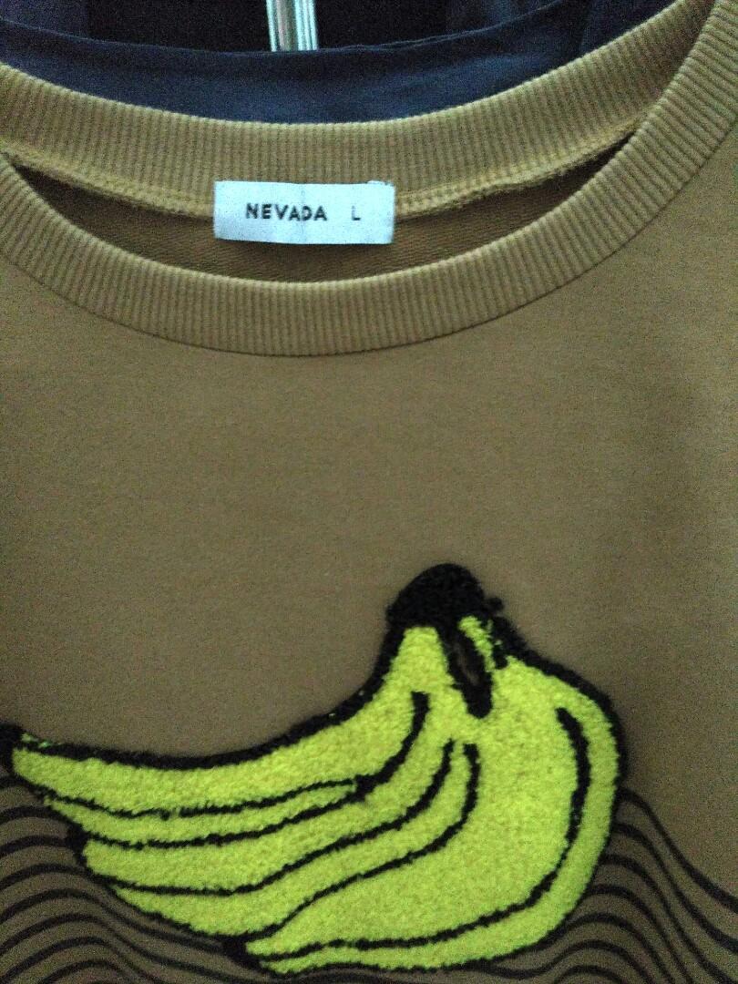 Sweater/Kaos Nevada